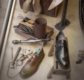 Kengän valmistus